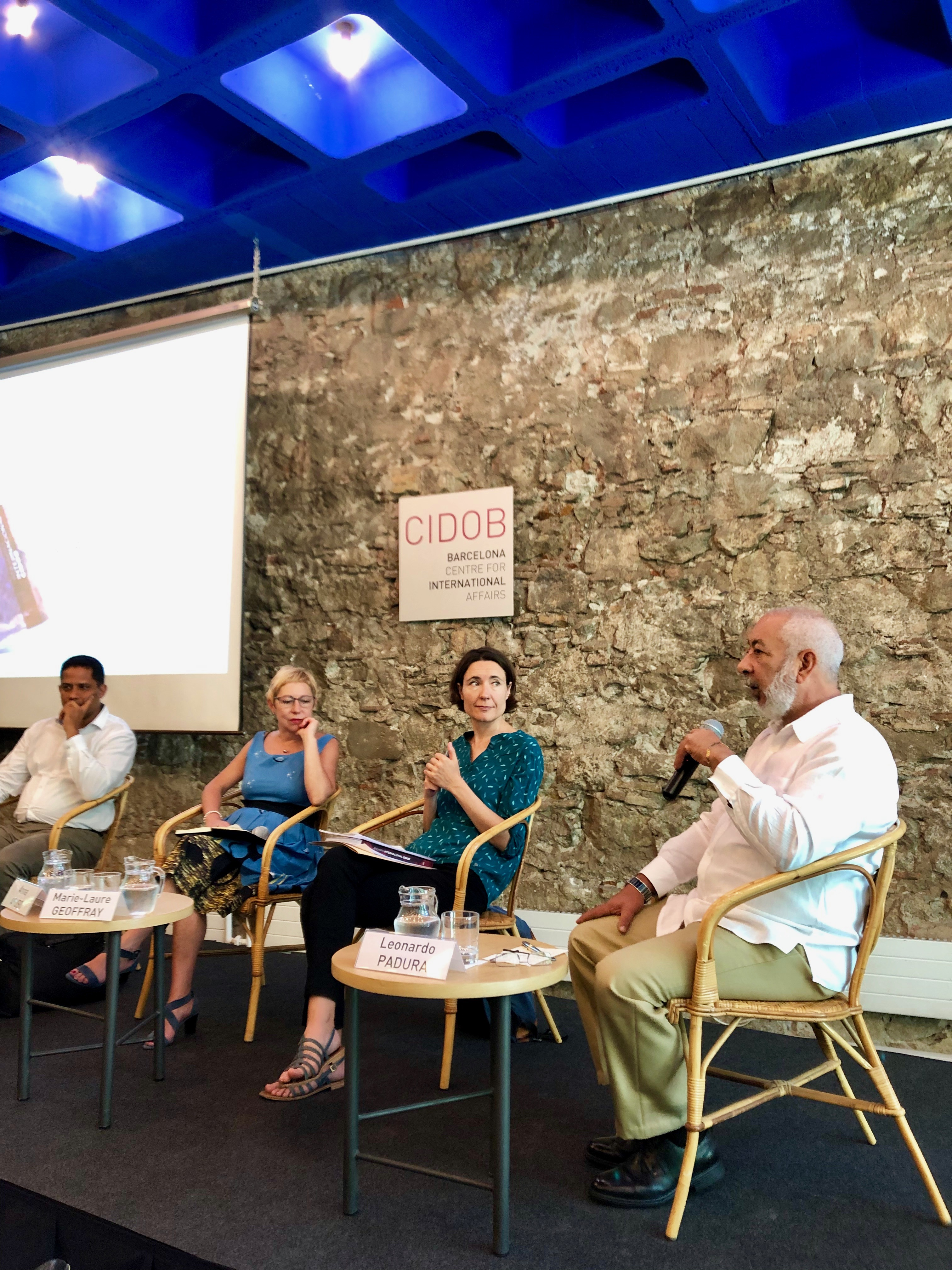 Presentation of the International Yearbook CIDOB – 2019: Cuba: Continuism o Reform? 60 Years After The Revolution - Foro Europa-Cuba | Jean Monnet Network