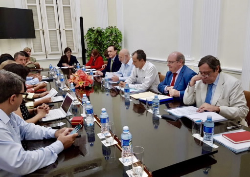 New Agreement On Higher Education between Spain and Cuba  - Foro Europa-Cuba | Jean Monnet Network