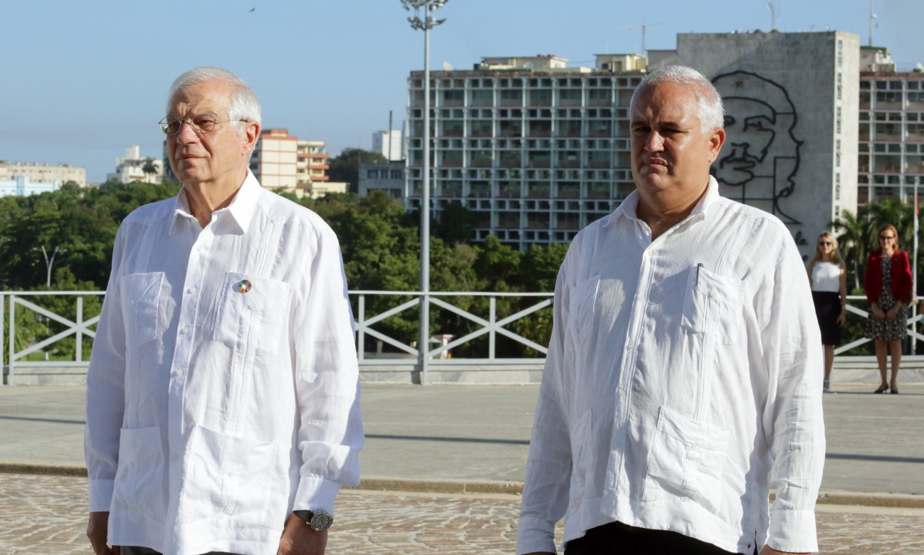 Borrell visits Cuba for bilateral dialogue and to confirm visit of the Royal Family - Foro Europa-Cuba | Jean Monnet Network