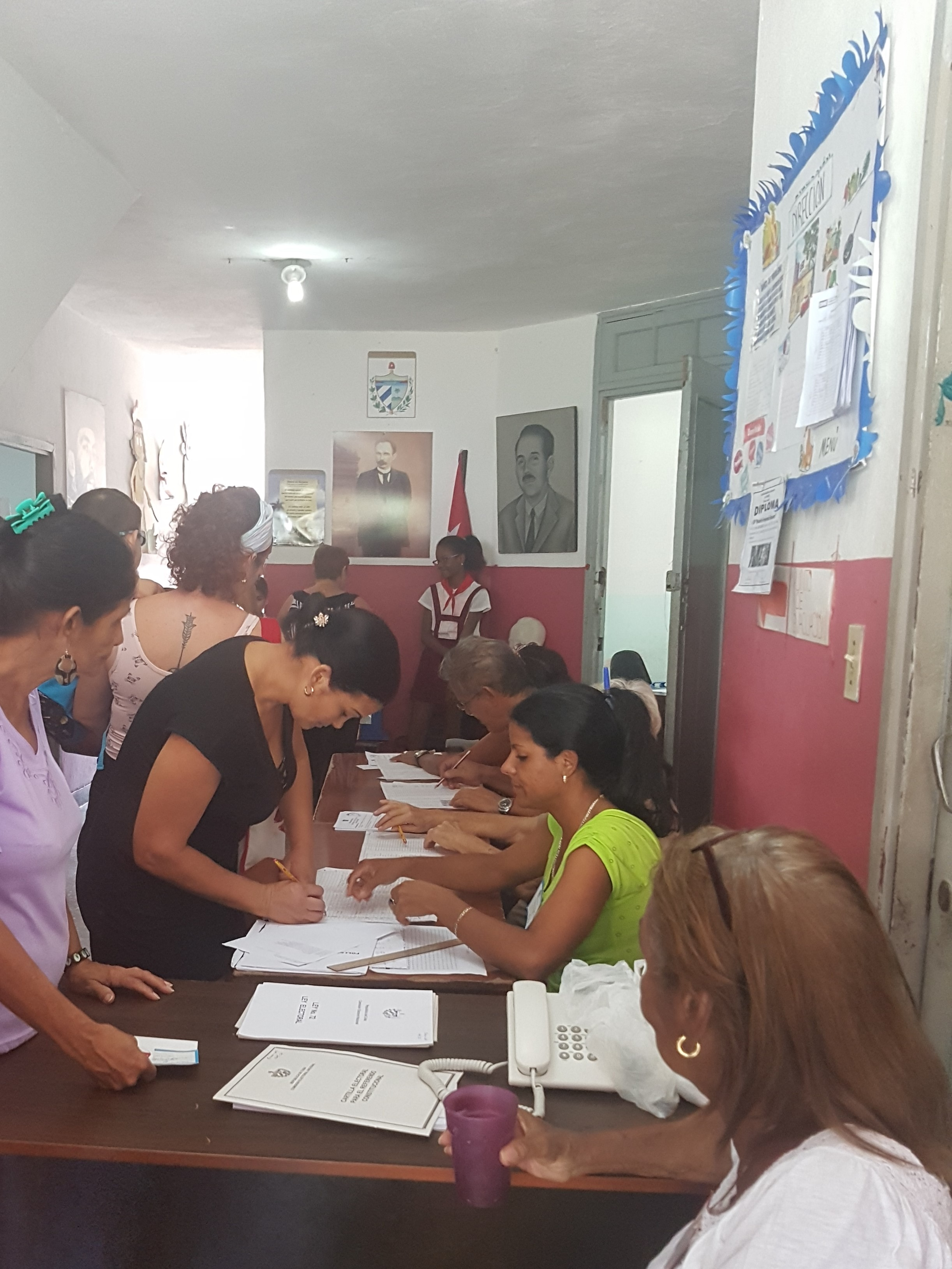 Constitutional Referendum in Cuba: 86.85% of voters approve Cuba's new Constitution - Foro Europa-Cuba | Jean Monnet Network